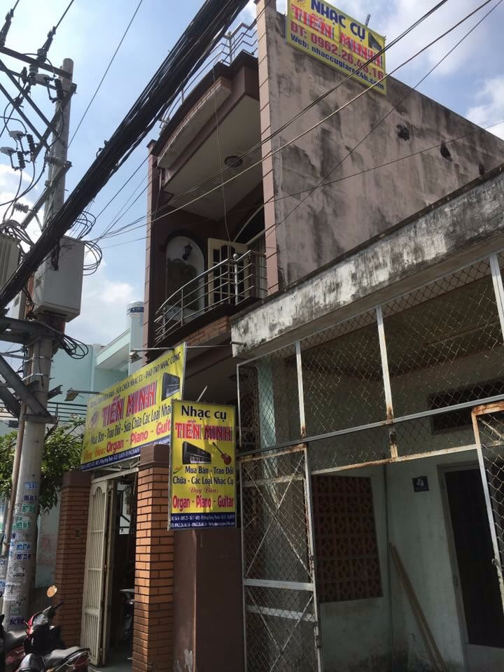 Cửa hàng Nhạc cụ Tiến Minh